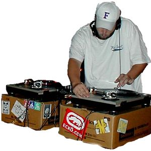 DJ SESSONE - 2001-07-06 - Harambe Cafe - Washington, DC