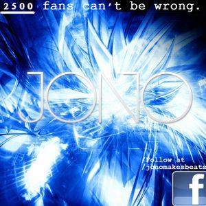 """Jono Supermix (""""2500 FB Fans"""" Appreciation)"""
