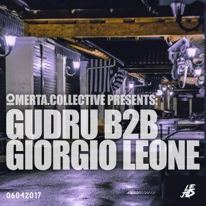 Omertà.Collective Presents: Gudru B2B Giorgio Leone [c.06042017]