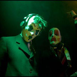 The Screaming Jesters live at OJC Jonosh