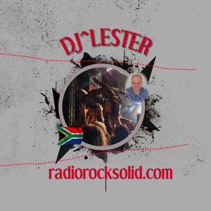 DJ LESTER LIVE ON AIR 300721 @ www.radiorocksolid.com