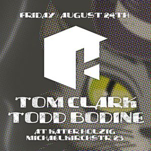 Todd Bodine @ Kater Holzig