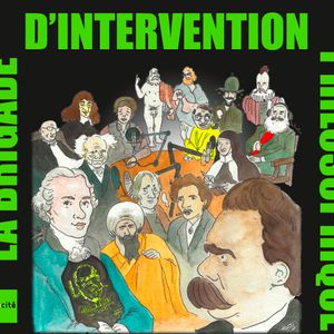 La Brigade d'Intervention Philosophique (BIPh): Le RIRE - 26-03-16 - 48FM