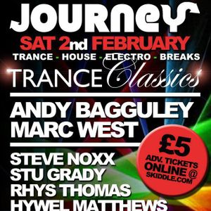 Journey Classics 02/02/13 - Rhys Thomas