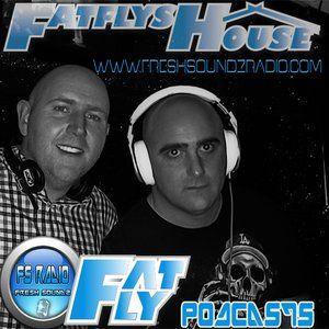 FatFlys House Podcast #8.  www.FreshSoundzRadio.com