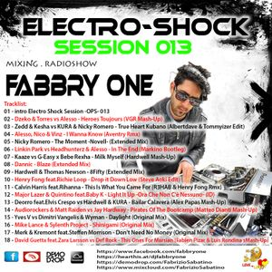 Fabbry One - Electro Shock Session 013 RadioShow2016