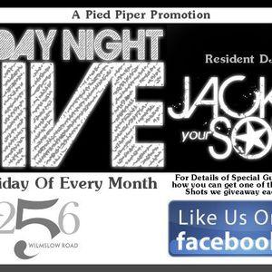 JACK YOUR SOUL RADIO SHOW 4/7/12.