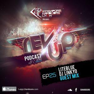 SGHC Rev Up Podcast EP 25 - Liteblue + DJ Linkyo Guest Mix