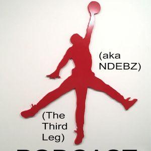 Neil & Debbie (aka NDebz) Podcast #82.5 ' The third leg ' - (Full music version)