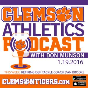 Clemson Athletics Podcast 1.19.2017