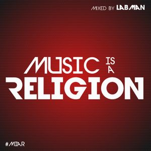 Music is a Religion #07 [Guest Mix: Professor X]
