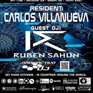 RADIOACTIVO DJ 28-2021 BY CARLOS VILLANUEVA