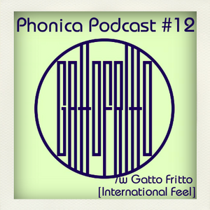 Phonica Podcast #12 feat. Gatto Fritto [International Feel] - Pt. 1