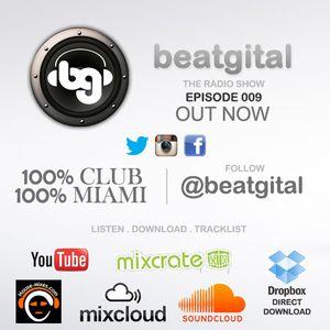 beatgital - The Radio Show - Episode 009