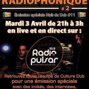 La Nuit du Dub Radiophonique #2 - part 2/3
