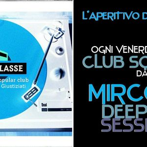 Mirco B.(ClubSquisito) LiveSet 3H at TerzaClassePopularClub Italy 121102