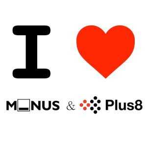 I love Minus & Plus 8
