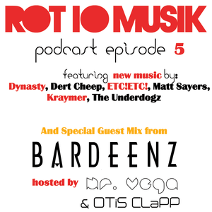 Rot10 Musik Podcast Episode 5