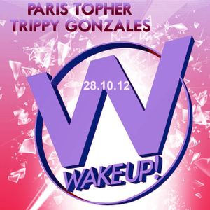 T&T (Paris'Topher vs Trippy Gonzales) Live back to back 28/10/2012 @ Wake Up (After in Paris)