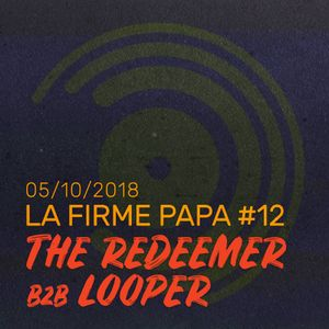 The Redeemer B2B LOOPER @Le Chinois (Octobre2018)