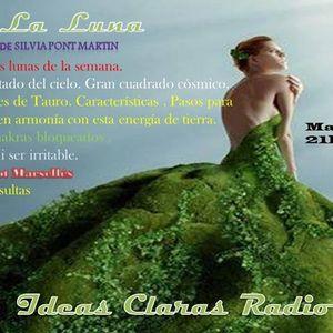 La Luna de Silvia Pont Martin - 29/04/2014