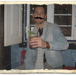 Dj MandoxX Deep Movember Moustache House