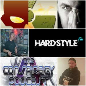 The Conspiracy Podcast Reloaded - Episode #22 (Guestmixes by Ground Force & Hard Noize)
