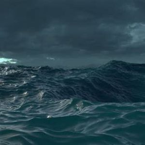 The Storms of Sea and Spirit