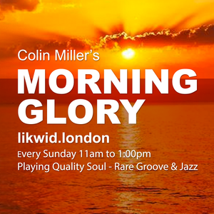 Colin Miller's Morning Glory 17/04/2016