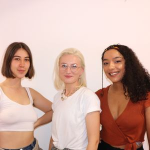 The Catch Up with Cheer Up Luv & Special Guests Eliza and Maiya- 30.05.19- FOUNDATION FM