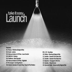 Launch - Take It Easy (dub, deep, soulful drum'n'bass mix)