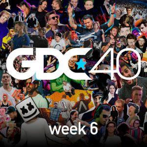 Global Dance Chart Week 6