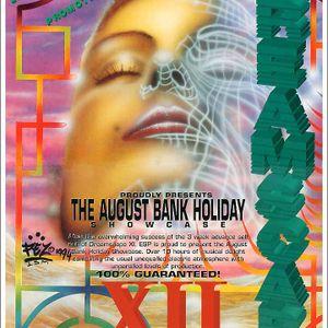 DJ Dougal Dreamscape 12 'Bank Holiday Showcase' 26th Aug 1994