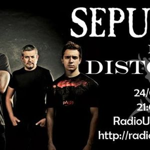 DISTORXION INTERVIEW SEPULTURA 24/JUN/2012