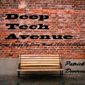 DE Radio - Deep Tech Avenue - Patrick Devereux