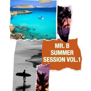 Mr. B Summer Session Vol.1