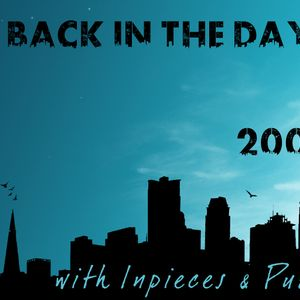 Inpieces & Publo - Back in the Days 2008