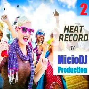 """Heat Record N° 2  '70 '80 """"""""""""With TRACKLIST"""""""""""""""