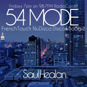 54 Mode Radio Show: Friday 13th August