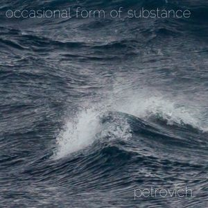 Occasional Form of Substance mix