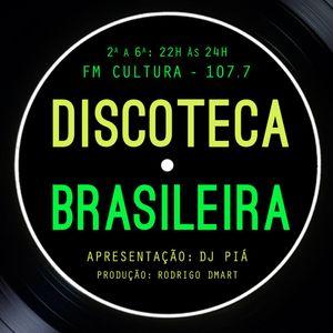 Discoteca Brasileira #306 - 20/07/2016