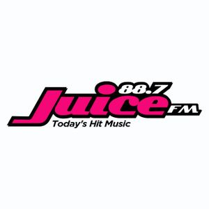 Launch of Jolly Roger Book - Juice 88.7Fm with Patrick Reidy and Ciar Battell