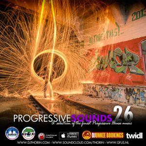 Progressive Sounds episode 26