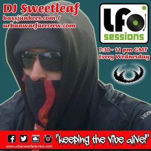 L.F.O.SESSIONS - DJ Sweetleaf - Urban Warfare Crew - 08.02.2017