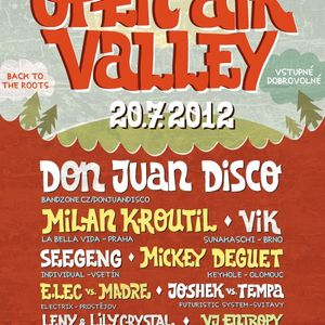 vik @ open air valley 20.07.2012