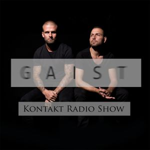GAIST Kontakt Radio Show 91 + Guest Mix from Brian Gros