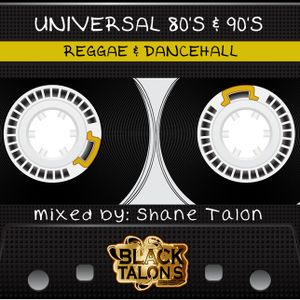UNiVERSAL Old School REGGAE (Hits from JA, NY & The UK)