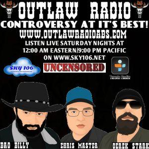 Outlaw Radio (January 3, 2016)