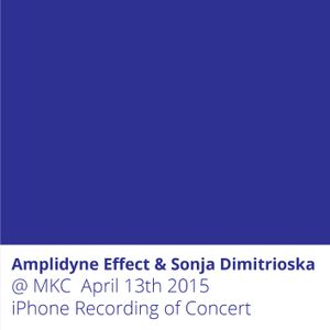 Amplidyne Effect Live @ MKC 13th April 2015 - iPhone Recording of Concert