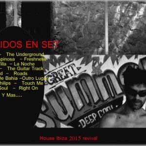 DJZULO-House Ibiza 2015 revival